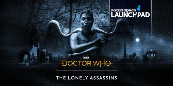 Tune into our stream later for an exclusive look at found phone game, Doctor Who: The Lonely Assassins
