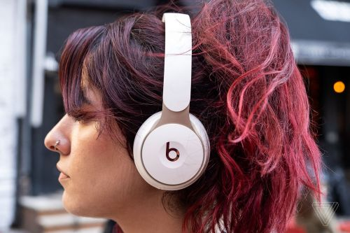Beats' new Solo Pro wireless noise-canceling headphones are $50 off