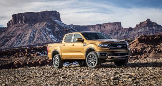 Ford's 2019 Ranger configurator builds out one pricey pickup