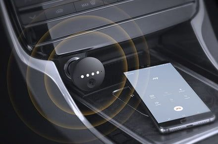 Bring Google Assistant into your car with the Roav Bolt, shown at CES 2019