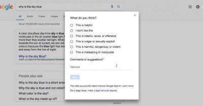 Google Search update puts the heat on fake news