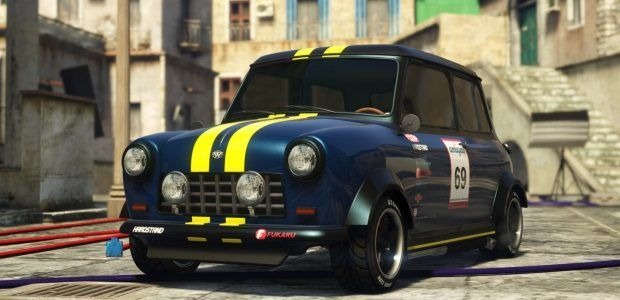 GTA Online Gets New Mode, Vehicles and More