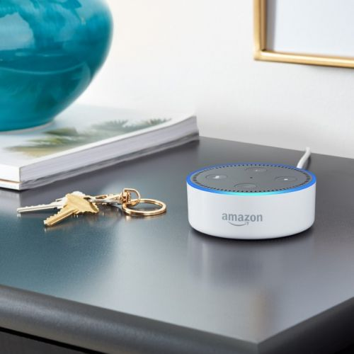 The Echo Dot is just £35 at Amazon UK right now