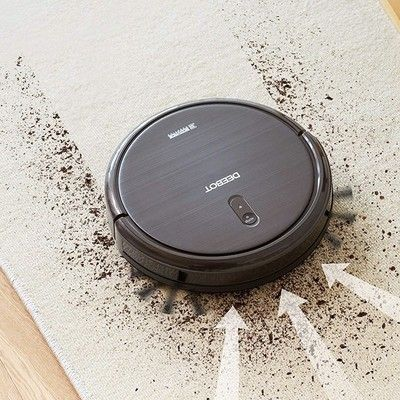 Ask Alexa to clean with Ecovacs' Deebot N79S robot vacuum at $40 off