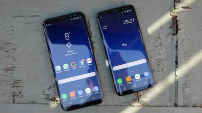 Samsung Galaxy S8 and S8 Plus pre-orders are up 30% over the Galaxy S7