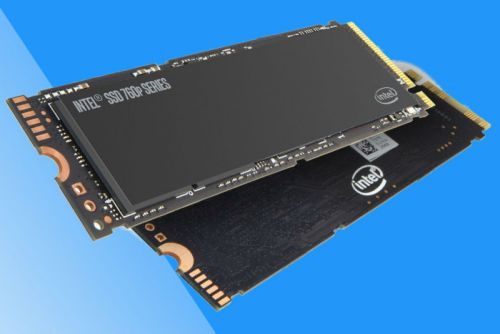 Intel 760P SSD review: This affordable NVMe delivers on read speed, falters on writes