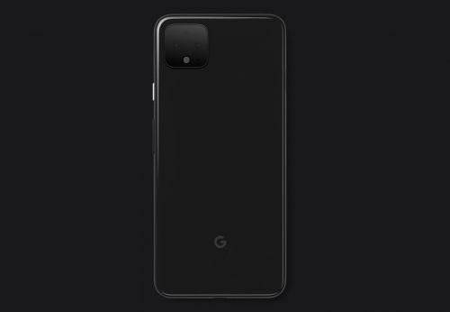 Google just shared the official design of the Pixel 4
