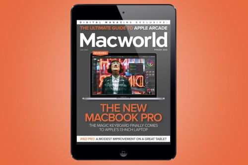 Macworld's July digital magazine: The new MacBook Pro