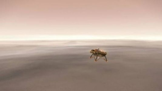 NASA to Broadcast First Mars Landing in Six Years