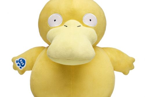 You can now build a Psyduck to bring to Detective Pikachu