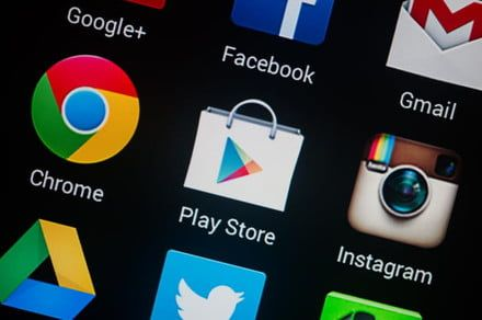 Four fake cryptocurrency apps were listed on the Google Play Store