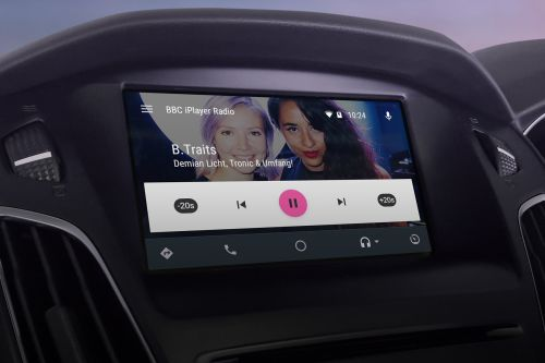 BBC iPlayer Radio now plays nice with Carplay and Android Auto
