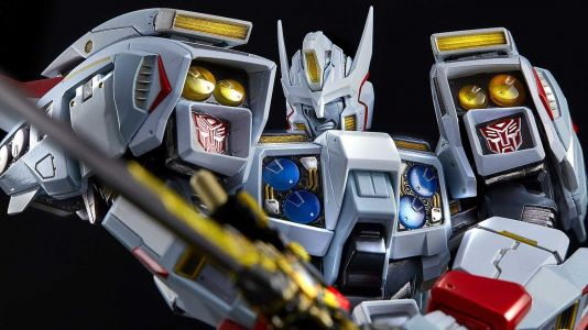 Discover Flame Toys' New High-End Transformers Figures