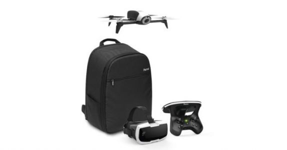 Parrot Bobop 2:  200€ de réduction sur le drone pour la Black Friday Week
