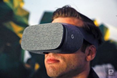 Google expects 11 Daydream-ready phones by the end of 2017