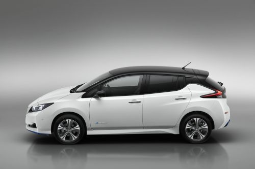 Nissan's new Leaf E+ is packing more than just 226 miles of range