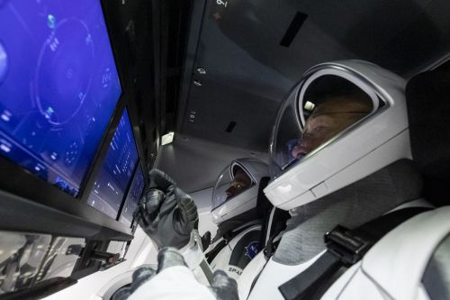 SpaceX Crew Dragon launch live blog
