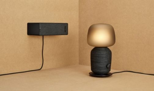 Ikea And Sonos Have An Artistic New Product In The Works