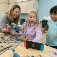 A Nintendo-backed initiative aims to work Labo into classrooms