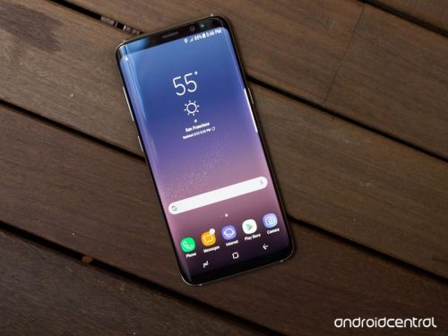 These are the U.S. carriers that have updated the Galaxy S8 to Android Oreo
