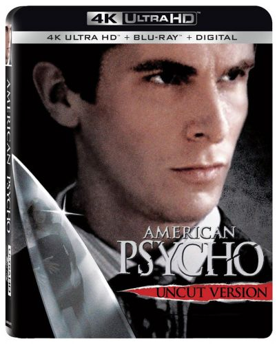 Christian Bale in 'American Psycho' 4K UHD Coming in September