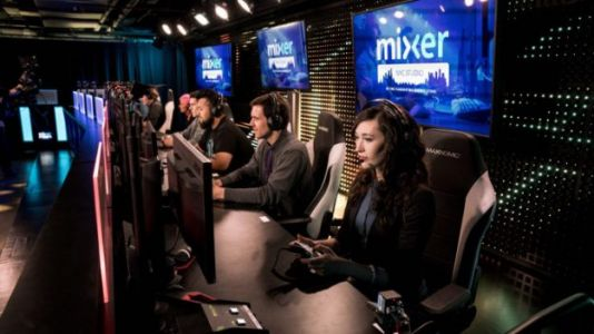 Inside Microsoft's Mixer NYC Game Streaming Studio