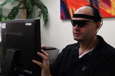 Implant restores sight in blind patients by beaming images directly to the brain