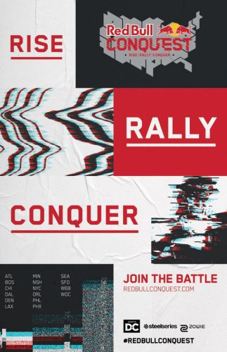 RED BULL CONQUEST hits Seattle for the second qualifier in Street Fighter V, Tekken 7, & Guilty Gear Xrd REV 2