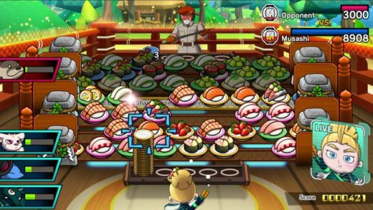 Sushi Striker is a delightful game that launched at an awful time