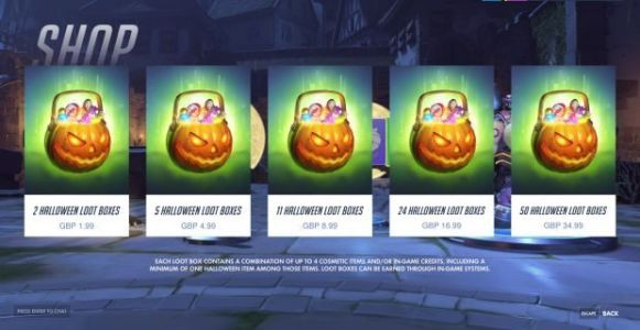 Loot box questions brought up in UK parliament
