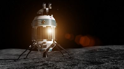 Moon Express details plans to mine the moon with robots by 2020