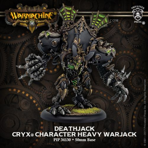 Privateer Press Previews New Warmachine/Hordes Minis