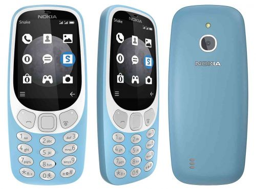 Nokia 3310 now available for pre-order for $60