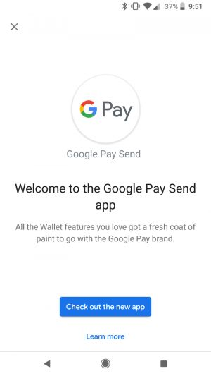 Google Pay Send now starting to replace Google Wallet