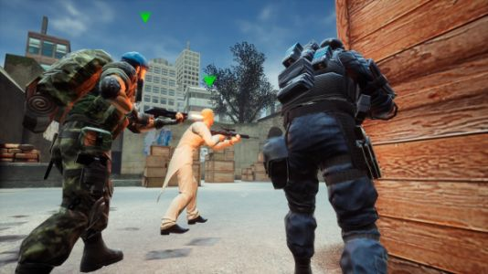 Dive in to Combat Squad if you're looking for fresh FPS fun