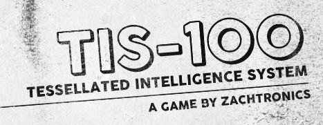 Daily Deal - TIS-100, 75% Off
