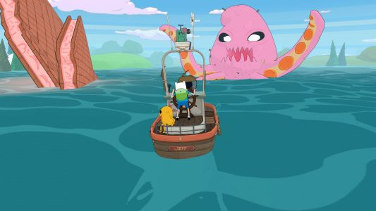 Adventure Time: Pirates Of The Enchiridion sets sail today