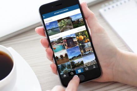 Instagram now lets you post to multiple accounts in one tap