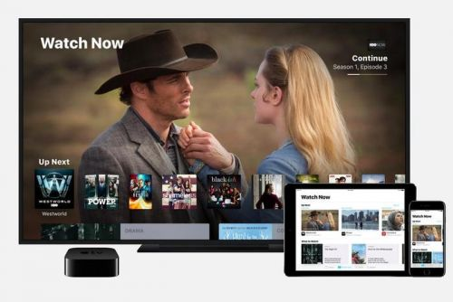 Apple TV to PlayStation Vue: You complete me