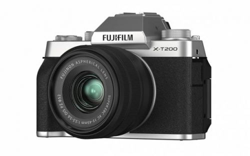 Fujifilm debuts mirrorless X-T200, Fujinon GF45-100F4, upcoming lenses