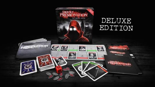 You Can Now Pre-order The Deadly Premonition Board Game