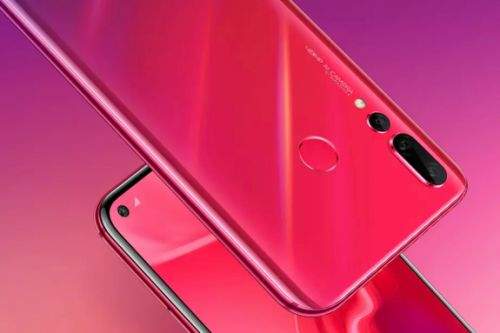 Huawei Nova 4 pairs 48MP camera with hole-punch display