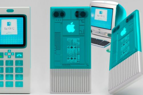 This video reimagines the iPhone as a retro Macintosh