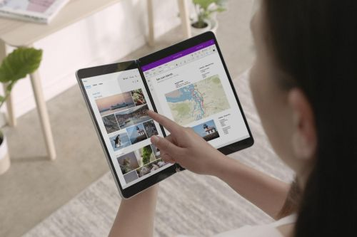 Would Apple make its own Surface Neo?