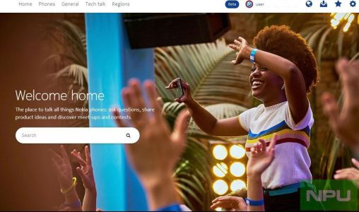 Nokia community gets a redesign, Fans a chance to go to Dubai launch event