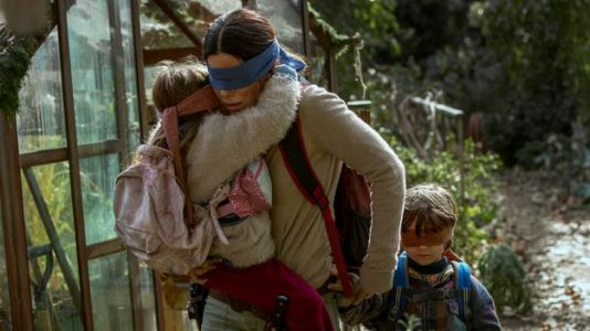 Netflix Allegedly Used Real-Life Train Derailment Footage in 'Bird Box'