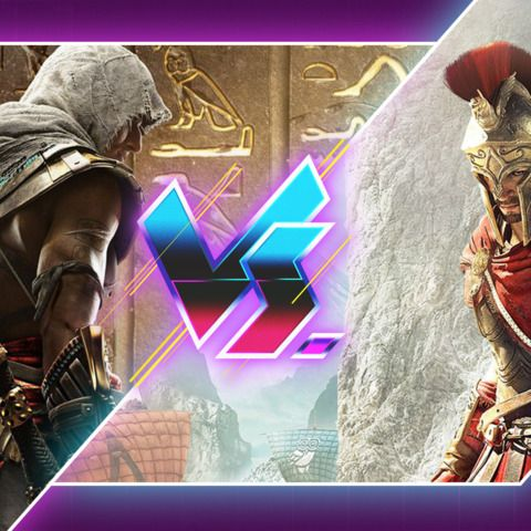 Assassin's Creed Origins Vs Odyssey - Which Is Better? | Versus