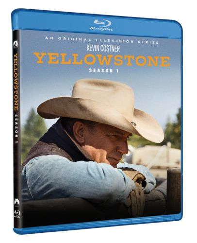 Kevin Costner in 'Yellowstone' Season 1 Blu-ray and DVD Release Date, Details