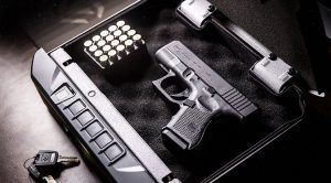 Popular Smart Gun Safe Can Be Unlocked With Bluetooth Hack