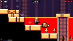 Review: Mutant Mudds Collection review - Two tough Switch platformers in one